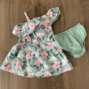 Janie & Jack Dress with bloomers
